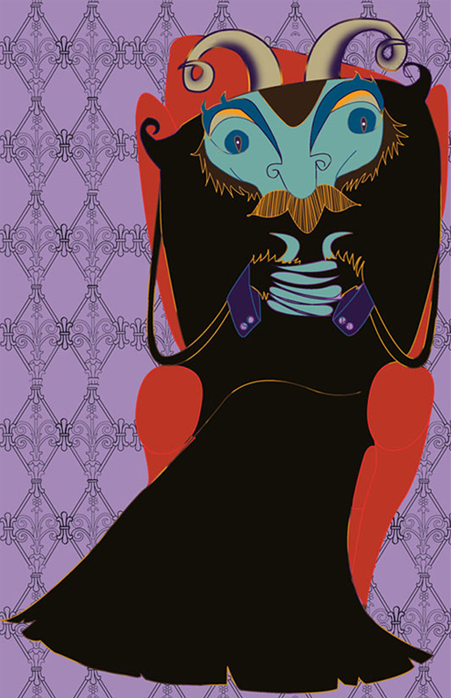 illustration children kids books picture lit kidlitart aumen monster friendly cute colorful design gentleman manners kinder kinderboek kinderboeken tekenaar illustratie engels nederland